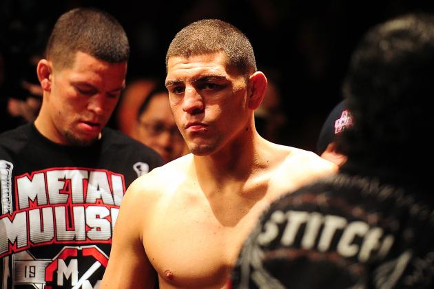 Nick Diaz Reveals That He Has Never Paid His Taxes