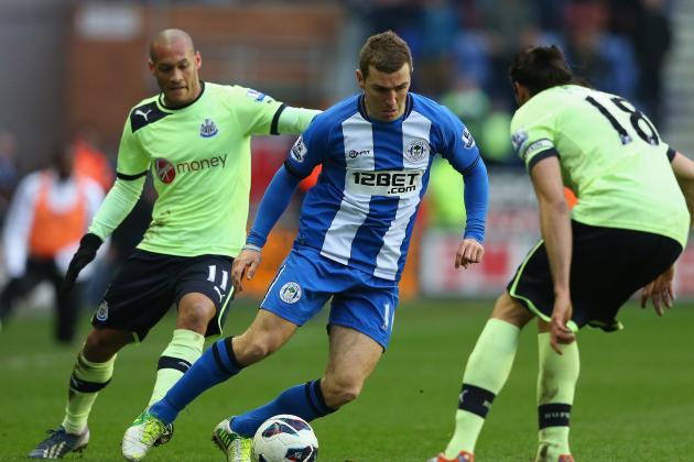 Match Report: Wigan 2-1 Newcastle