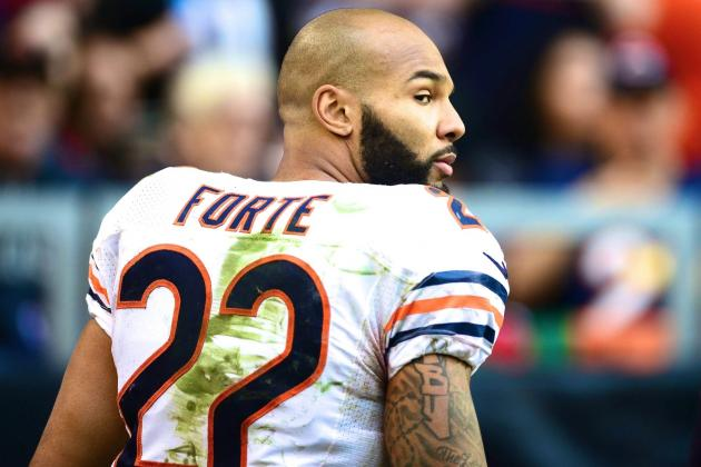 Matt Forte Bashes NFL's Proposed Rule for Running Backs