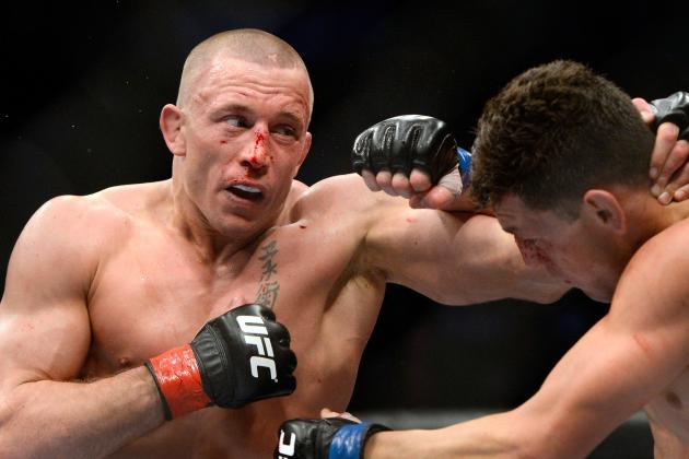 Georges St-Pierre: Judging His Legacy Post-UFC 158