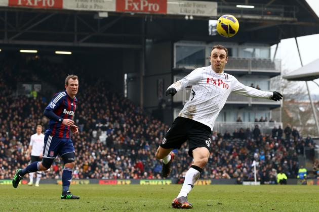 Berbatov Leads Fulham to 1-0 Win over Tottenham