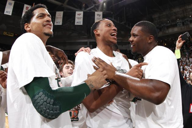 Miami Defeats UNC for ACC Tournament Crown