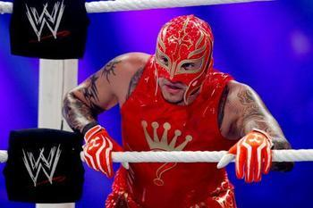 Report: Rey Mysterio's Future in WWE Remains Up in the Air, Possible Release?