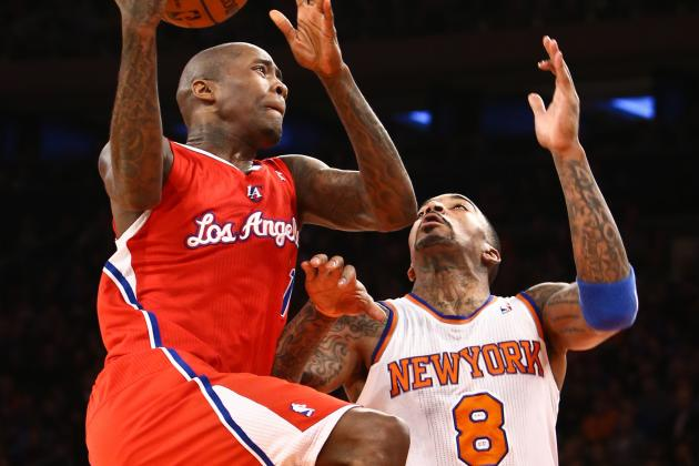 NBA Gamecast: Knicks vs. Clippers