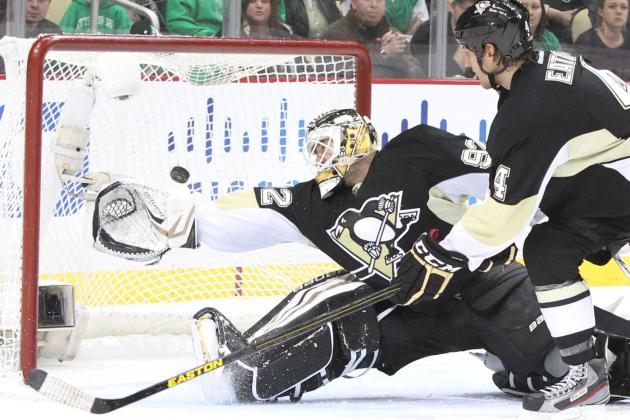 Penguins Continue Winning Streak with 2-1 Victory Against Bruins