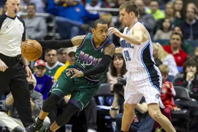 Bucks 115, Magic 109: Monta Ellis Lifts Bucks to Victory over Magic
