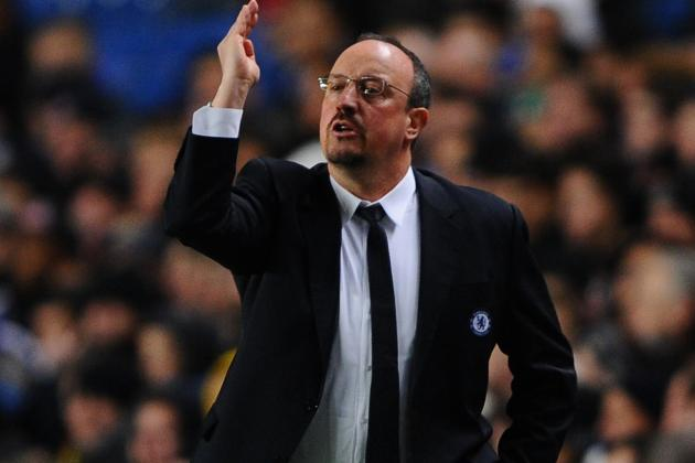 Rafael Benitez Believes Chelsea Could Have Scored Even More