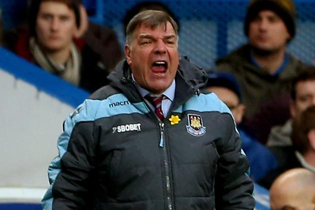 Sam Allardyce Admits Chelsea Deserved Derby Win over West Ham