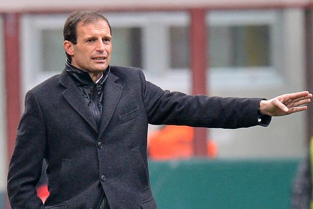 Allegri: 'Milan Are Mario's Chance'
