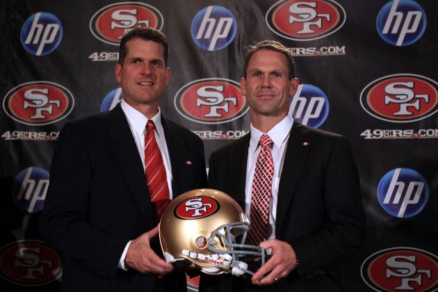 What the Heck Is Trent Baalke Doing?!?! Exactly What He Did Two Years Ago