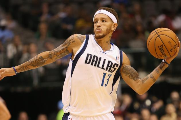 Delonte West Shows Some Signs in His D-League Debut (VIDEO)