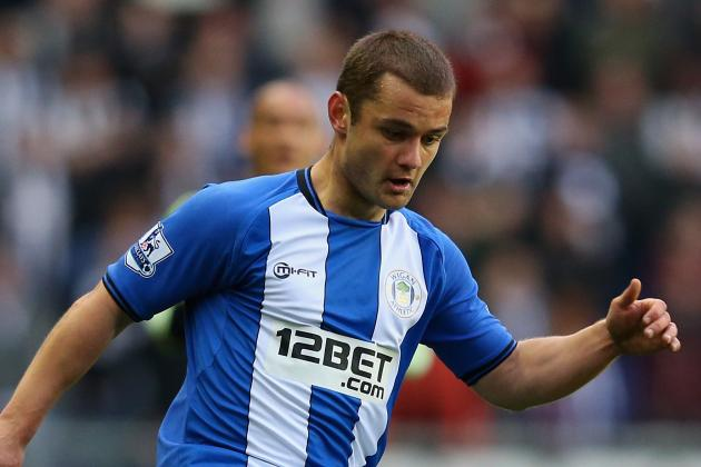 Wigans Shaun Maloney Says Newcastle Win Could Be the Start of Something