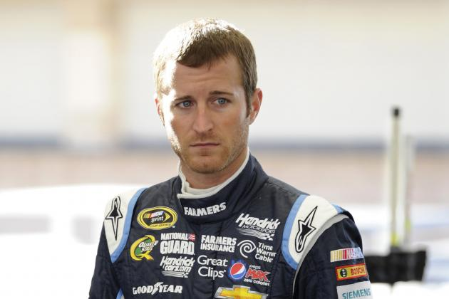 Kasey Kahne Gets First Win at Bristol