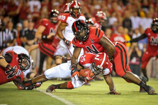 Nebraska Football: Getting to Know the Cornhuskers' Defensive Line