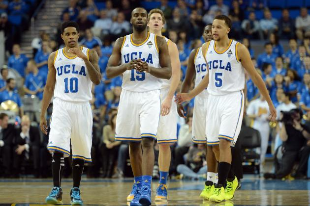 UCLA Basketball: Jordan Adams' Injury Will Hinder Bruins' Chances at Deep Run