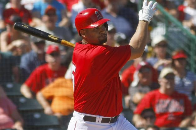 Albert Pujols Expecting to Debut at First Base on Tuesday