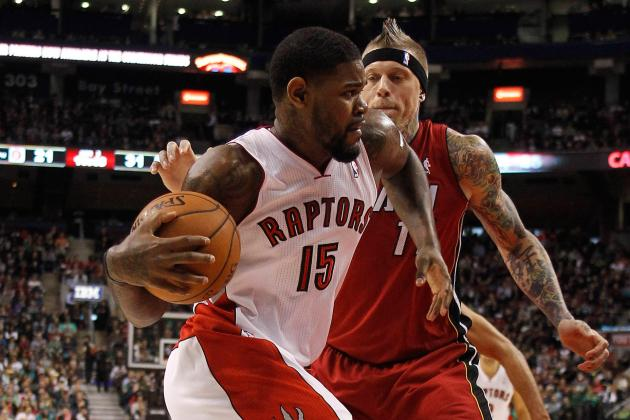 Quick Reaction: Raptors 91, Heat 108