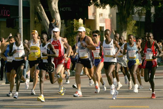 LA Marathon 2013 Results: Notable Performances from Sunday's Race