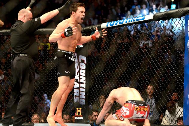 Ellenberger Answers Biggest Challenge of His Career Against Marquardt at UFC 158