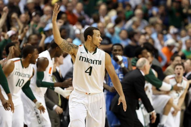 Miami Basketball: Trey McKinney Jones Is Hurricanes' X-Factor in NCAA Tournament