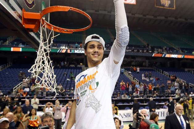 Larkin's MVP Performance Leads All-ACC Tournament Team