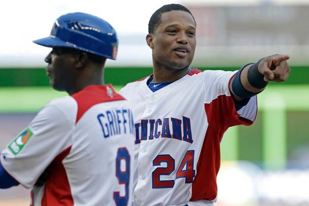 Robinson Cano Leads Dominican Republic into Final Four of World Baseball Classic