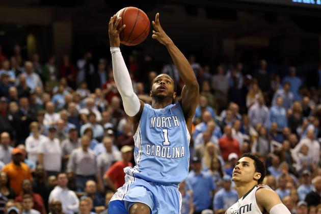 North Carolina Looks Impressive Even in Loss