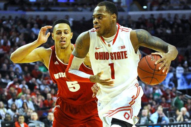 Ohio State vs. Wisconsin: Live Score and Analysis for Big Ten Tournament Final