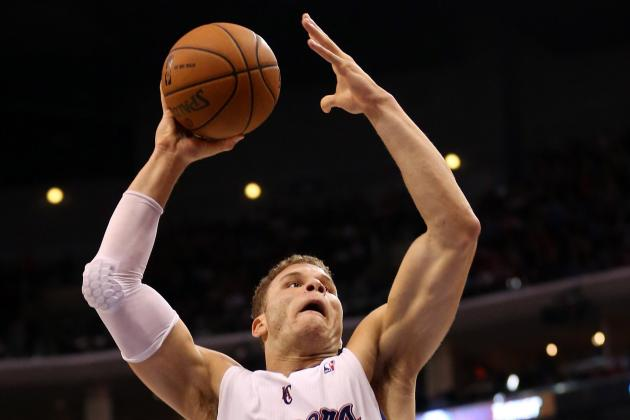 VIDEO: Blake Griffin Sky-High Lob Jam over Knicks