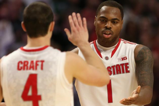 Ohio State Beats Wisconsin for Big Ten Tournament Title