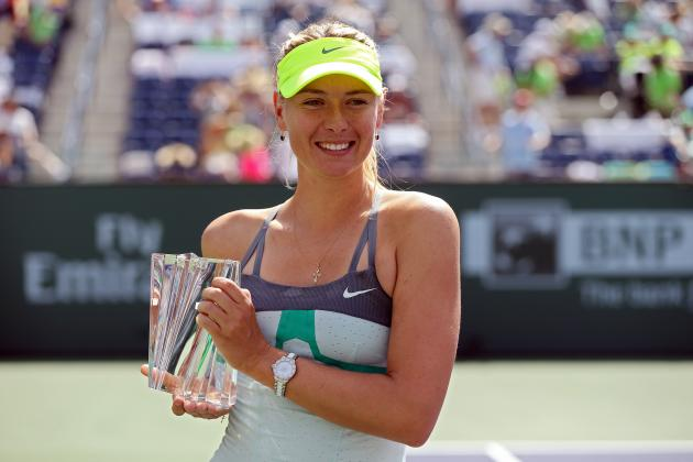 Indian Wells 2013: Finals Win Shows Maria Sharapova Is Ready to Dominate 2013