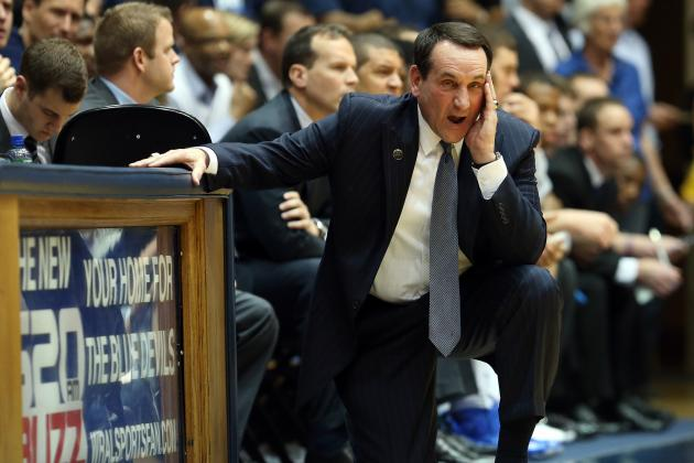 Duke Basketball: Blue Devils Don't Have the Defense to Contend for the Title
