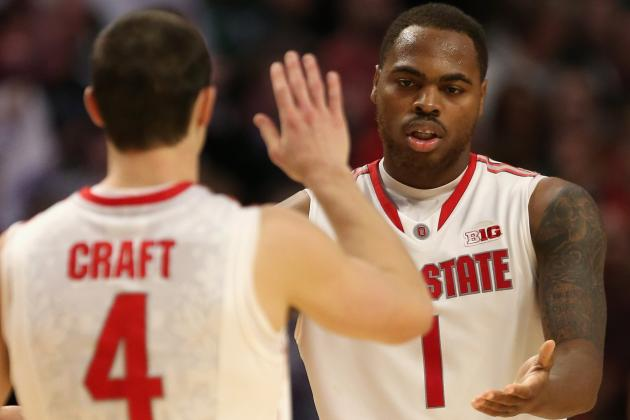 Big Ten Tournament 2013: Tournament Stars Who Will Shine Bright in March Madness