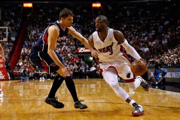 Dwyane Wade Calls Near-Concussion 'Scariest Moment' of His Career