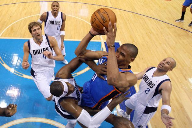 OKC Thunder vs. Dallas Mavericks: Live Score, Results and Game Highlights