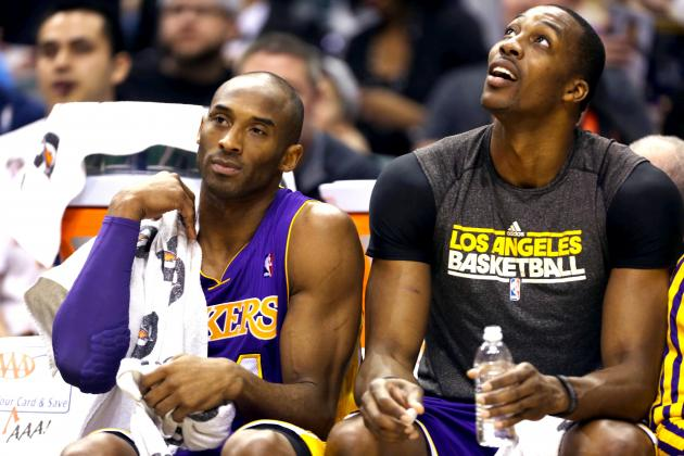 Kobe Bryant Injury: Updates on Los Angeles Lakers Star's Ankle