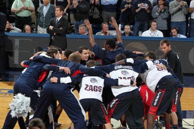 Gonzaga Bulldogs' Blueprint to Win the 2013 NCAA Tournament