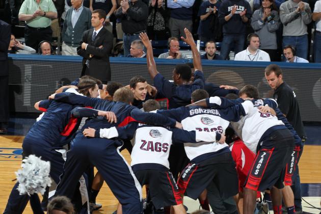 Gonzaga Bulldogs' Blueprint to Win the 2013 NCAA Tournament