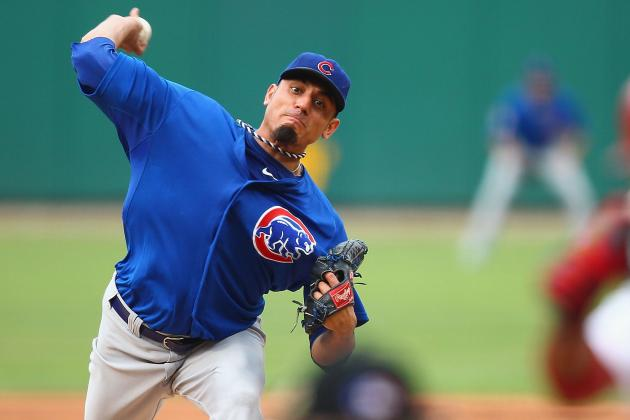Cubs Rotation Looks Shakier Than Once Thought