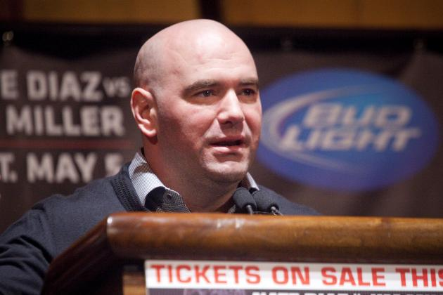 TUF 18 Coaches: UFC Needs to Make Up Its Mind: Sports or Sports Entertainment