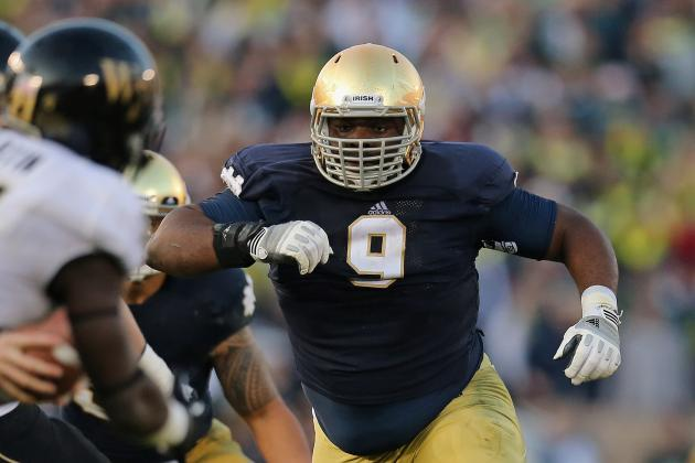 Notre Dame Football: Louis Nix Will Be the Irish's Biggest Impact Player on D