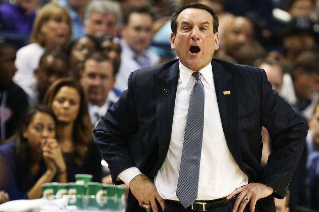 Duke Basketball Receives a No. 2 Seed in the 2013 NCAA Tournament