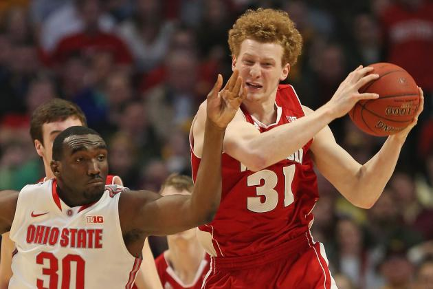 Buckeyes Down Badgers, 50-43