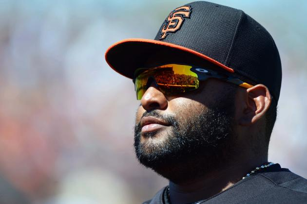 Pablo Sandoval Going for Tests on Right Elbow