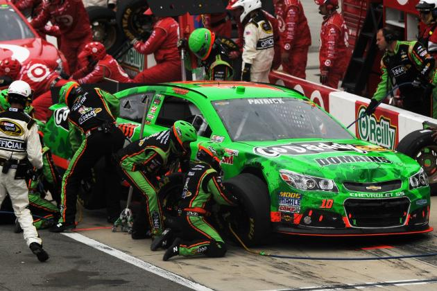 Danica Patrick Battles Tight Car at Bristol, Has Another Disappointing Finish