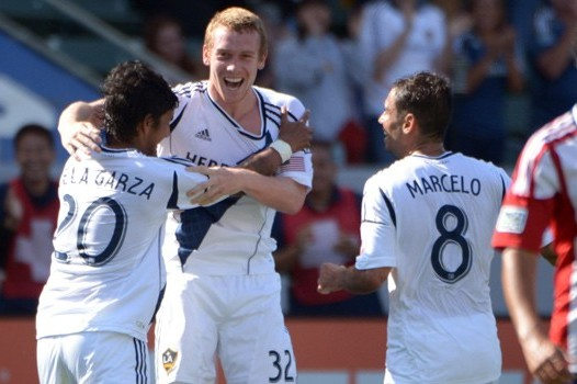 LA Galaxy vs. Chivas USA: Galaxy Score Then Concede Late in a Thrilling LA Derby