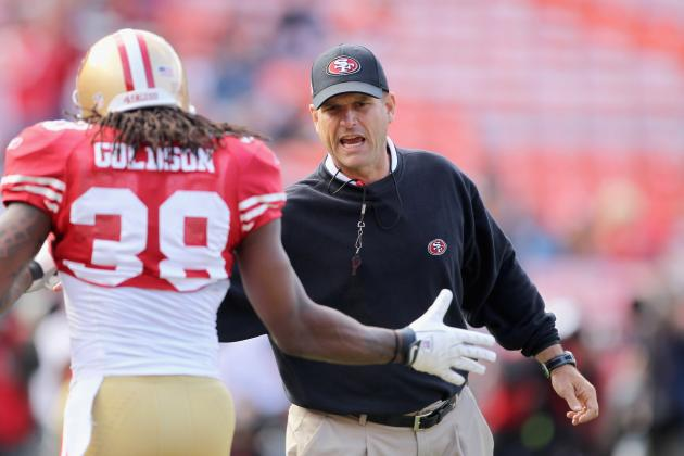 Harbaugh: 'It's the Sad, Tough Nature of the Business'