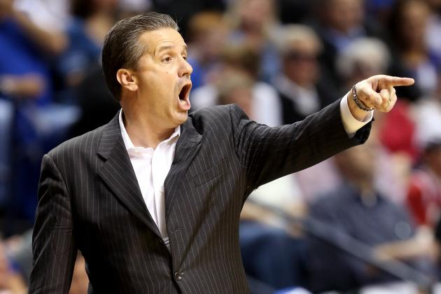 Calipari on Missing Tourney:  It's Humbling