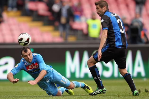Goran Pandev Has Been Napoli's Least Effective Player This Season
