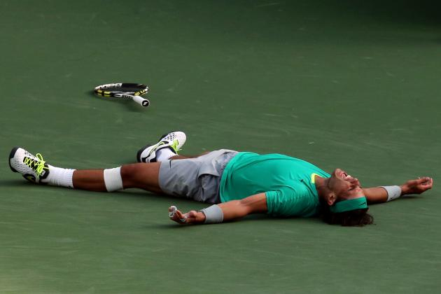 Desert Storm:  Nadal Emerges with Title and 600th Win